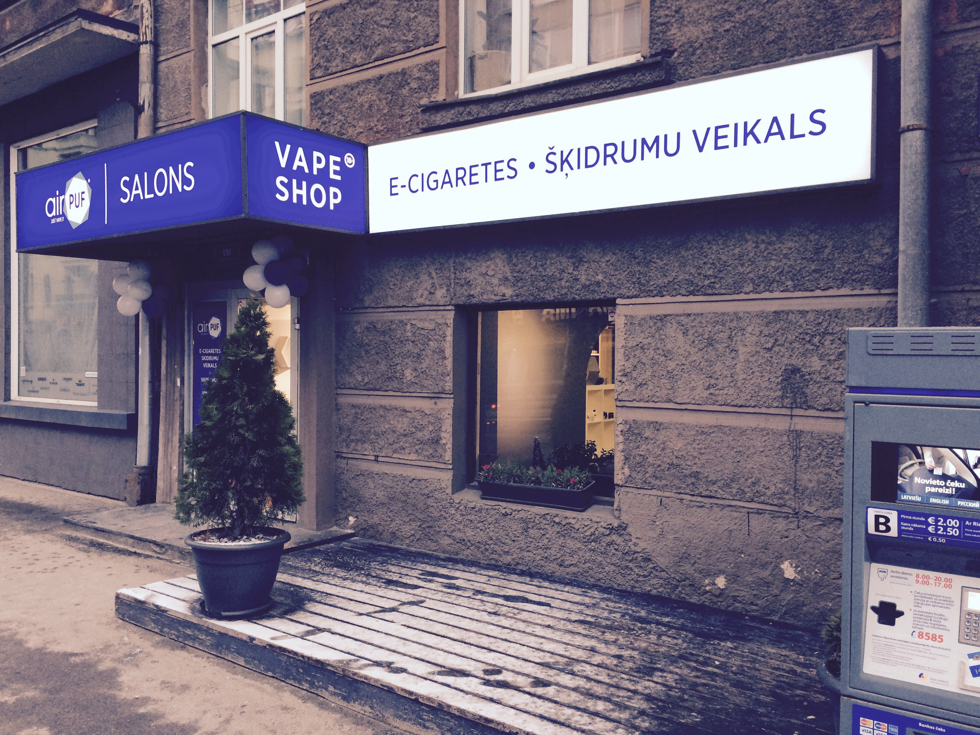 elektroniskās cigaretes, e-cigaretes, airpuf, e-cigaretes centrā, vape shop riga,