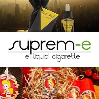 suprem-e e-šķidrums, 10ml, suprem-e, e-cigaretes šķidrums, elektroniskā cigarete, airpuf