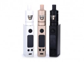 evic vtc mini with tron-s, joyetech - airpuf