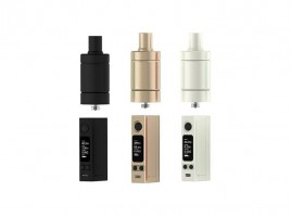 evic-vtc mini with tron-t, joyetech - airpuf