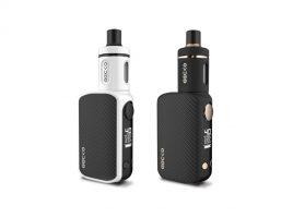 Gecko e-cigarete, JWell elektroniskā cigarete, e-cigaretes mods, airpuf