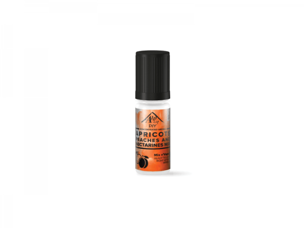 Apricots, Peaches & Nestarines e-šķidruma koncentrāts