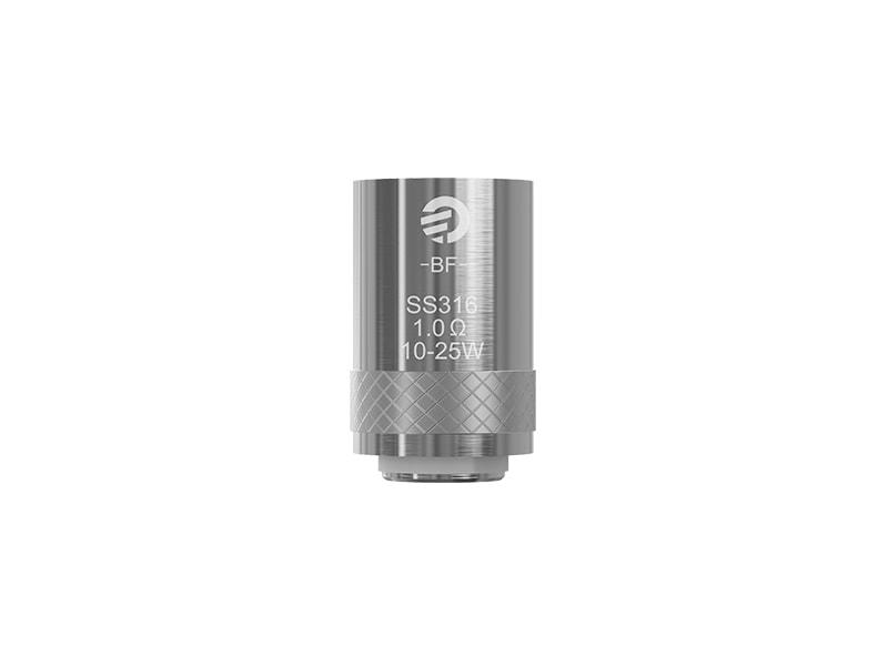 BF SS316 iztvaicētājs, serdene no Joyetech (1,0 ohm)