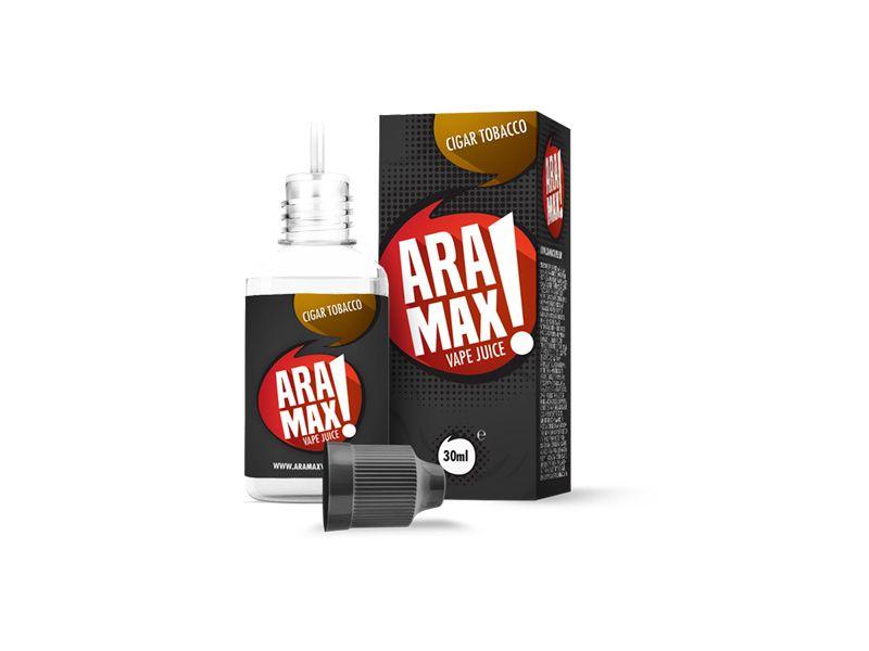 Cigāru Tabakas e-šķidrums no ARAMAX