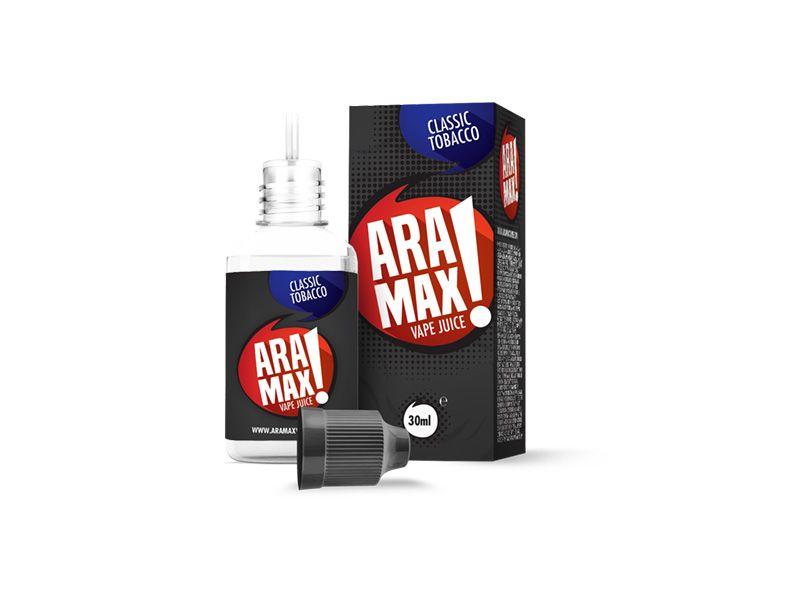 Klasiskās Tabakas e-šķidrums no ARAMAX