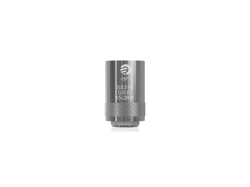 SS316 iztvaicētājs, serdene no Joyetech (0,6 ohm)