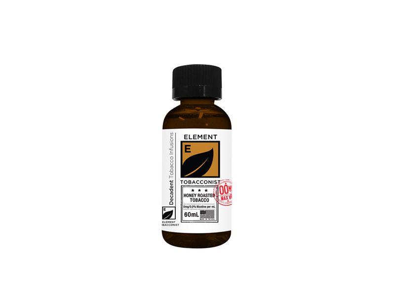 Medū grauzdētas Tabakas e-šķidrums
