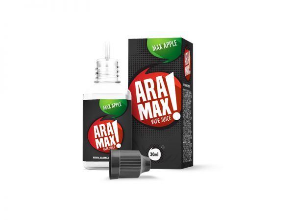 Ābolu e-šķidrums no ARAMAX