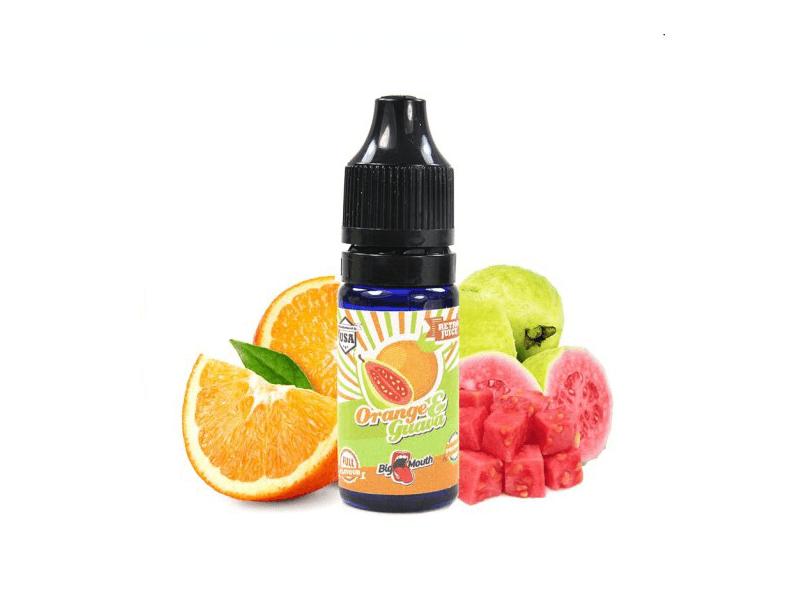 Apelsīnu un guavas e-šķidruma koncentrāts