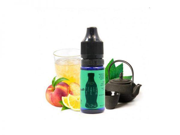 Persiku un citronu tējas e-šķidruma koncentrāts