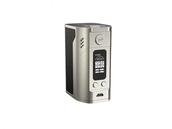Reuleaux RX300 E-Cigarete no Wismec