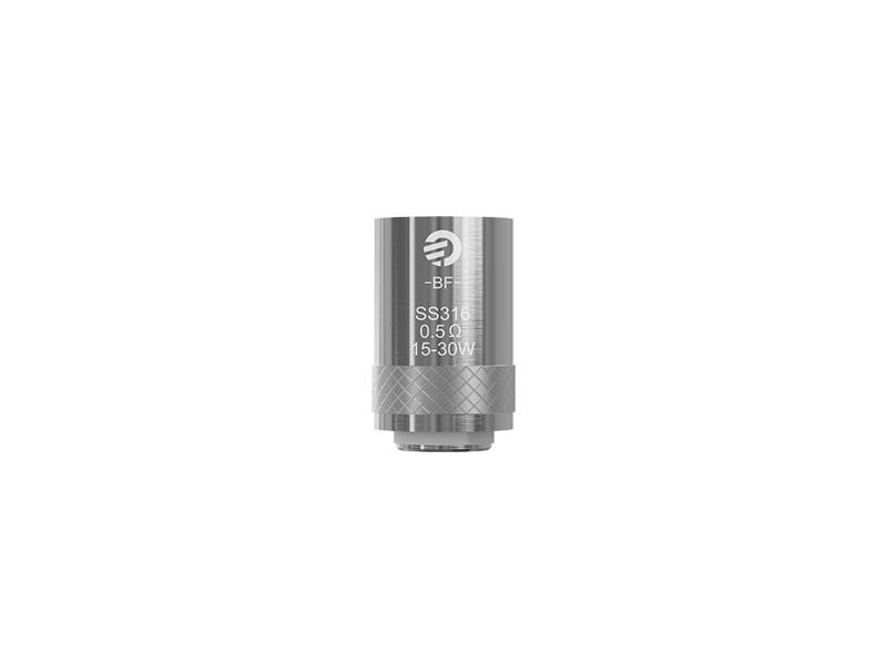 SS316 iztvaicētājs, serdene no Joyetech (0,5 ohm)