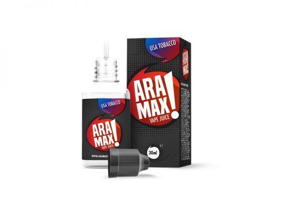 USA Tabakas e-šķidrums no ARAMAX