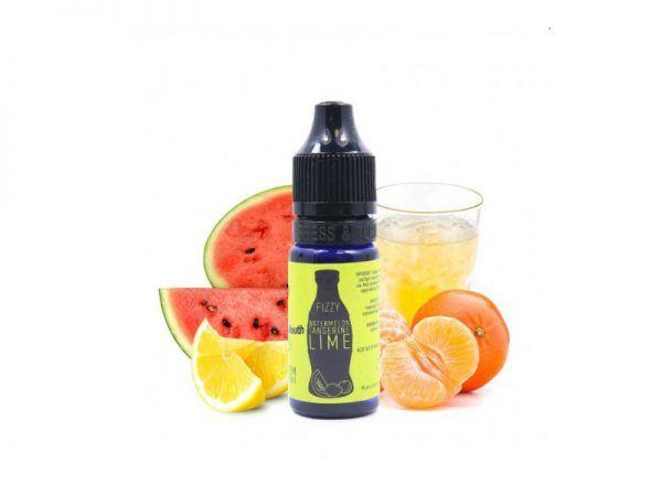 Arbūzu, apelsīnu, mandarīnu un laima e-šķidruma koncentrāts