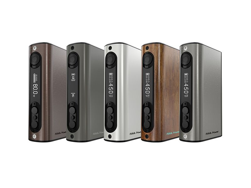 iPower Box Mod no eLeaf