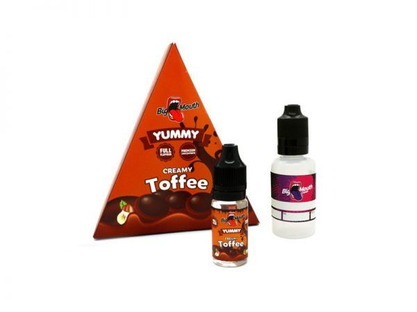 Toffee konfekšu e-šķidruma koncentrāts