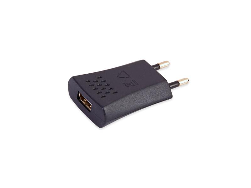 Adapteris - Lādētājs ar USB portu (EU)