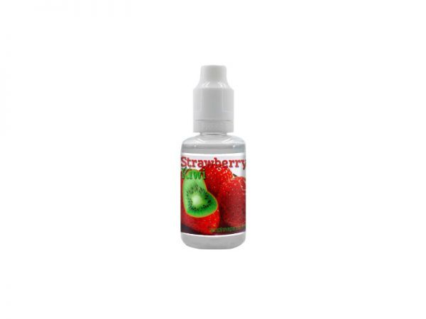 strawberry & kiwi koncentrāts, e-šķidruma aroma, airpuf